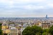 View of Paris skyline