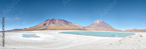 Laguna della Bolivia