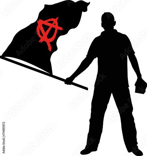 Fotografie, Obraz  anarchy