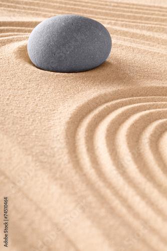 Obraz na plátně  zen garden