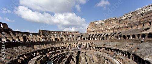 Fényképezés  Flavian Amphitheatre