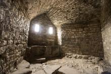 Room Inside Old Castle