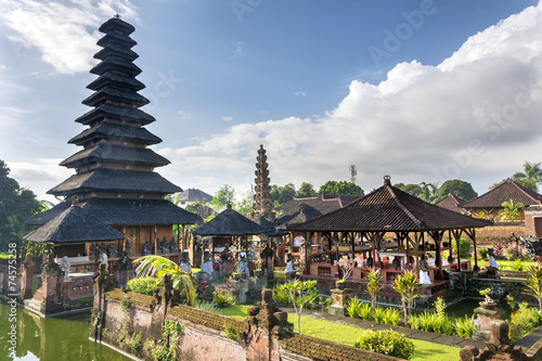 Kesiman Castle at Denpasar,Bali
