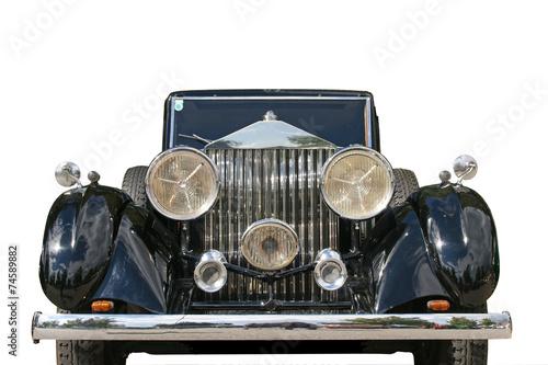 In de dag Vintage cars Rolls-Royce
