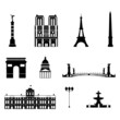 Landmarks of Paris