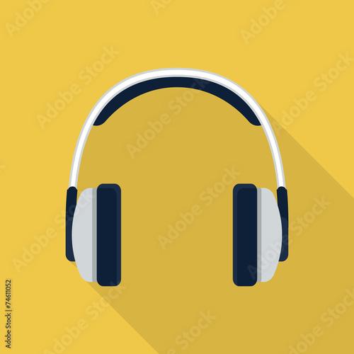 Fényképezés  Headphones icon