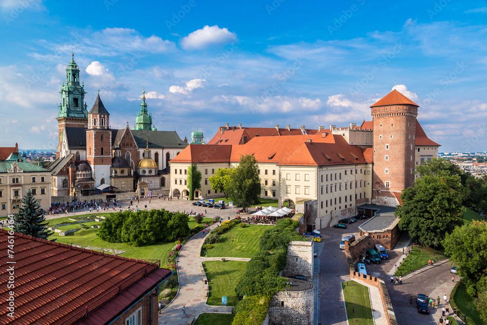 Fototapety, obrazy: Poland, Wawel Cathedral