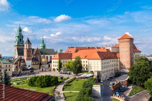 Fototapeta Poland, Wawel Cathedral obraz