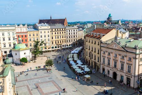 rynek-w-historycznej-czesci-krakowa