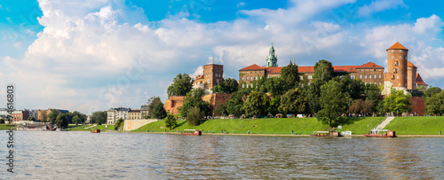 Wawel castle in Kracow #74616803