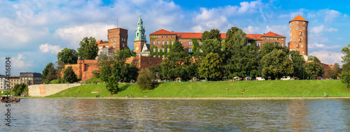 Wawel castle in Kracow #74616804