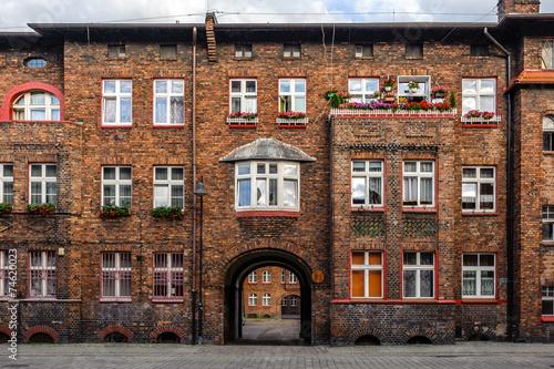 Katowice - Nikiszowiec historic district