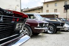 Raduno Di Auto Sportive Storic...