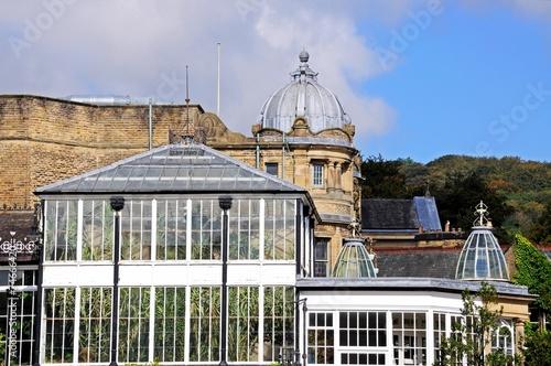 Fotomural Pavilion buildings, Buxton © Arena Photo UK