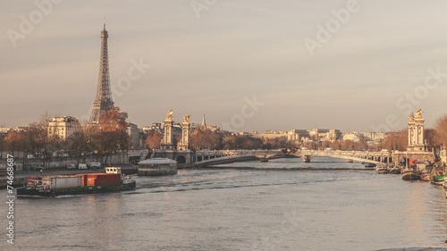 Deurstickers Eiffeltoren tour effeil 11
