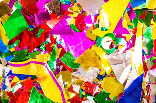 Fototapety, obrazy: Multicolor christmas background