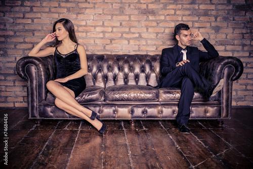 Fotografie, Obraz  Relationship problems