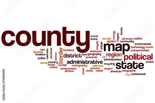 County Word Cloud Buy This Stock Illustration And Explore Similar