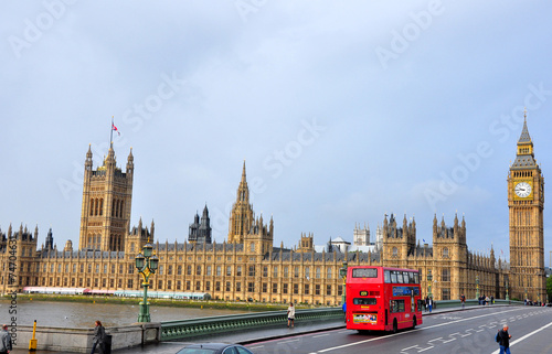 Fotomural Palace of Westminster, London