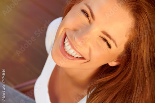 Fotografia  Smiling girl