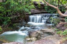 Sang Chan Waterfall (Waterfall), Ubon Ratchathani, Thailand