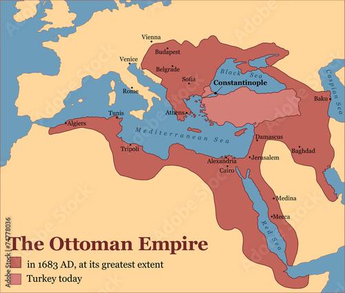Carta da parati Ottoman Empire Turkey