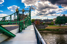 The Northampton Street Bridge ...