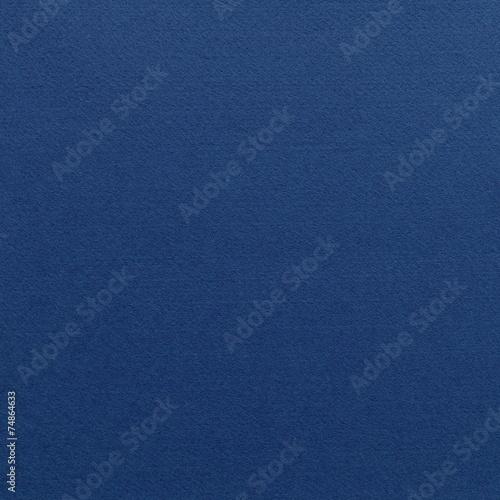 Felt blue cloth - Feltro blu Canvas Print