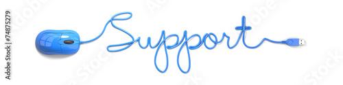Fotografia support