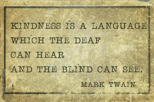 Fotografia kindness MT