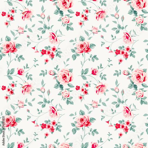 desen-w-drobne-kwiatki