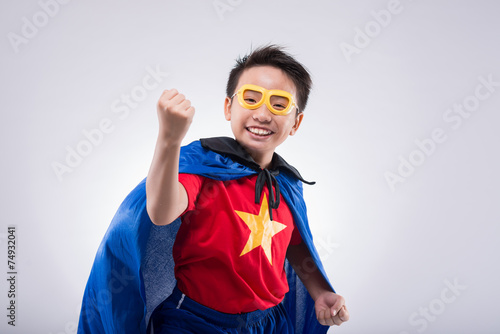 Photo  Vietnamese superhero