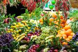 Bazar z owocami