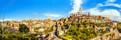 Fotografie, Obraz Siena, Tuscany, Italy