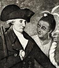 Charles Clerke, By Nathaniel Dance-Holland, 1776