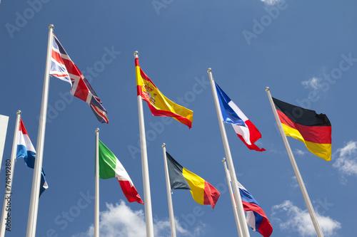 Fotografija  International Flags