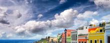 Colourful Homes Of San Juan, P...