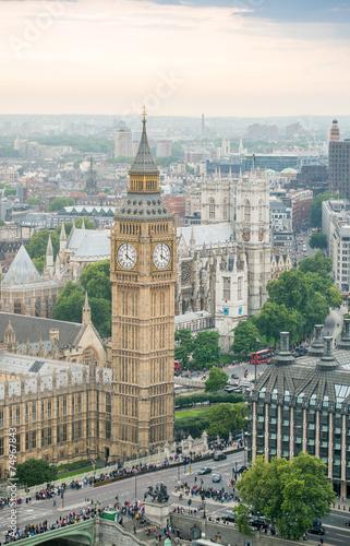 londyn-widok-z-lotu-ptaka-big-ben