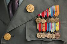 World War Two Medals
