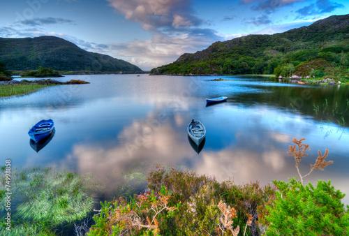 Fotografie, Obraz  Lake v Irsku