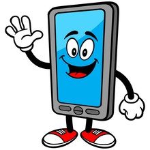 Smartphone Waving