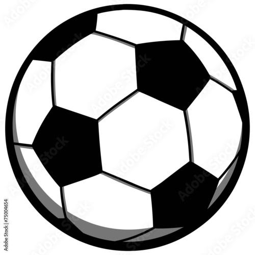 Carta da parati Soccer Ball