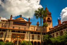 Ponce De Leon Hall, At Flagler...