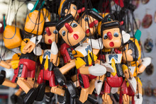 Pinocchio Puppet Dolls