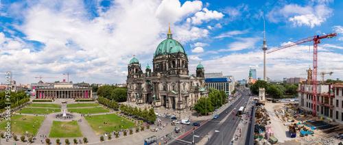 Papiers peints Paris View of Berlin Cathedral