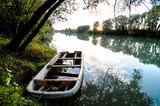 Fototapeta Na sufit - Wild Brenta River