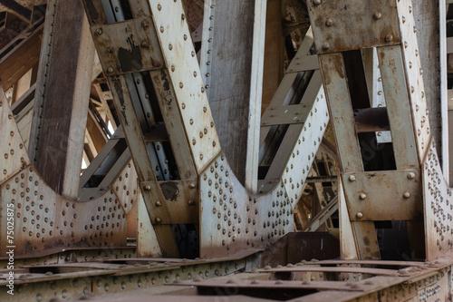Obraz most - fototapety do salonu