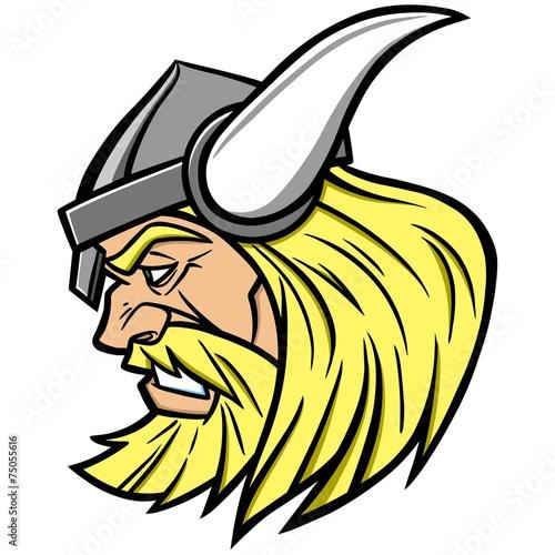 Photo  Viking Mascot