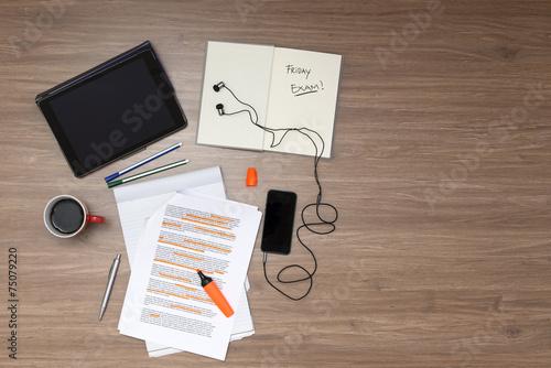 Papel de parede Study Background
