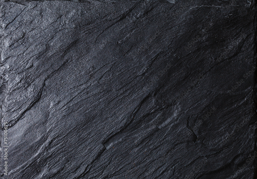 Fototapeta black stone